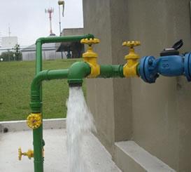 Serviços - Fornecimento de água