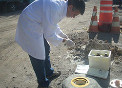 Investigação Ambiental Detalhada